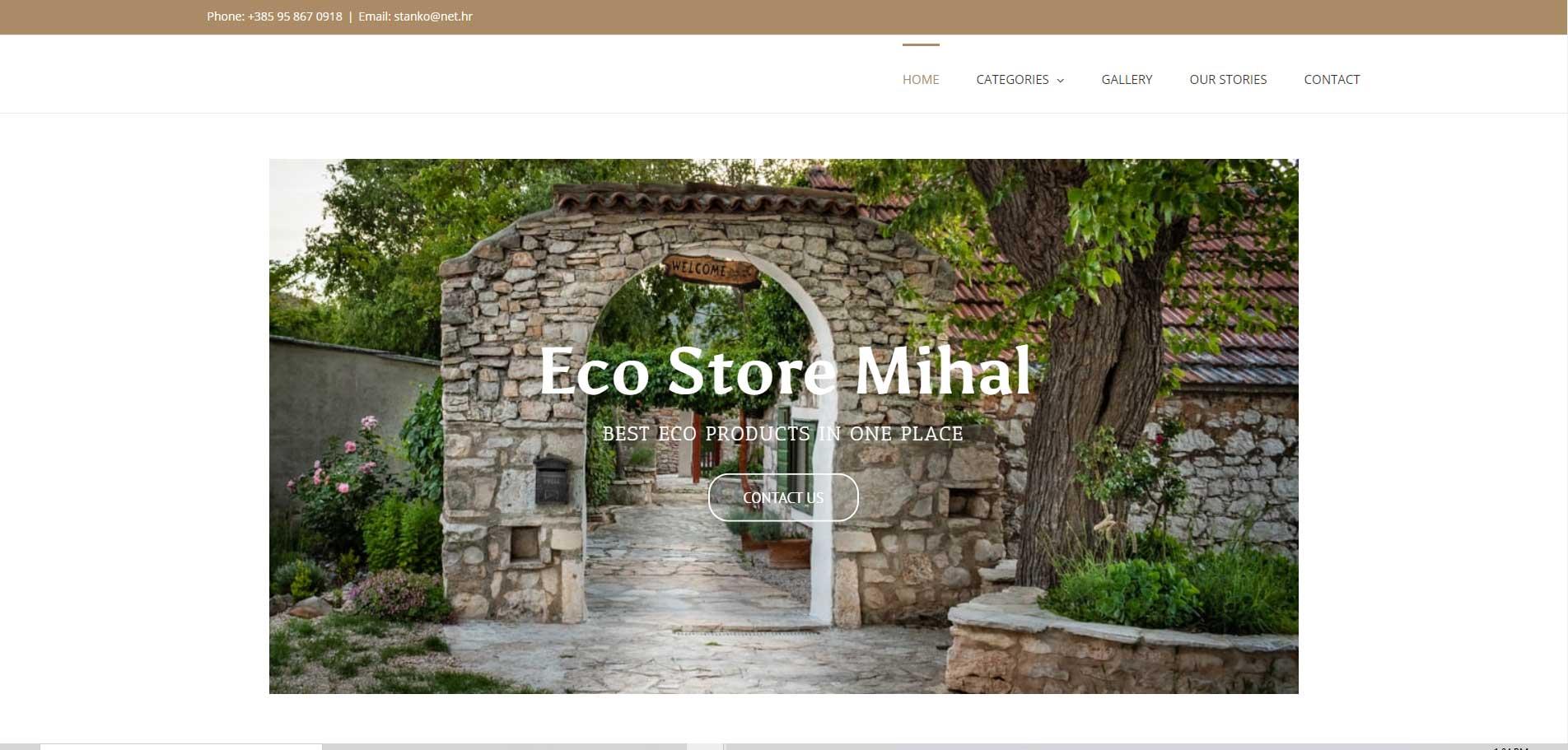 EcoStore Web