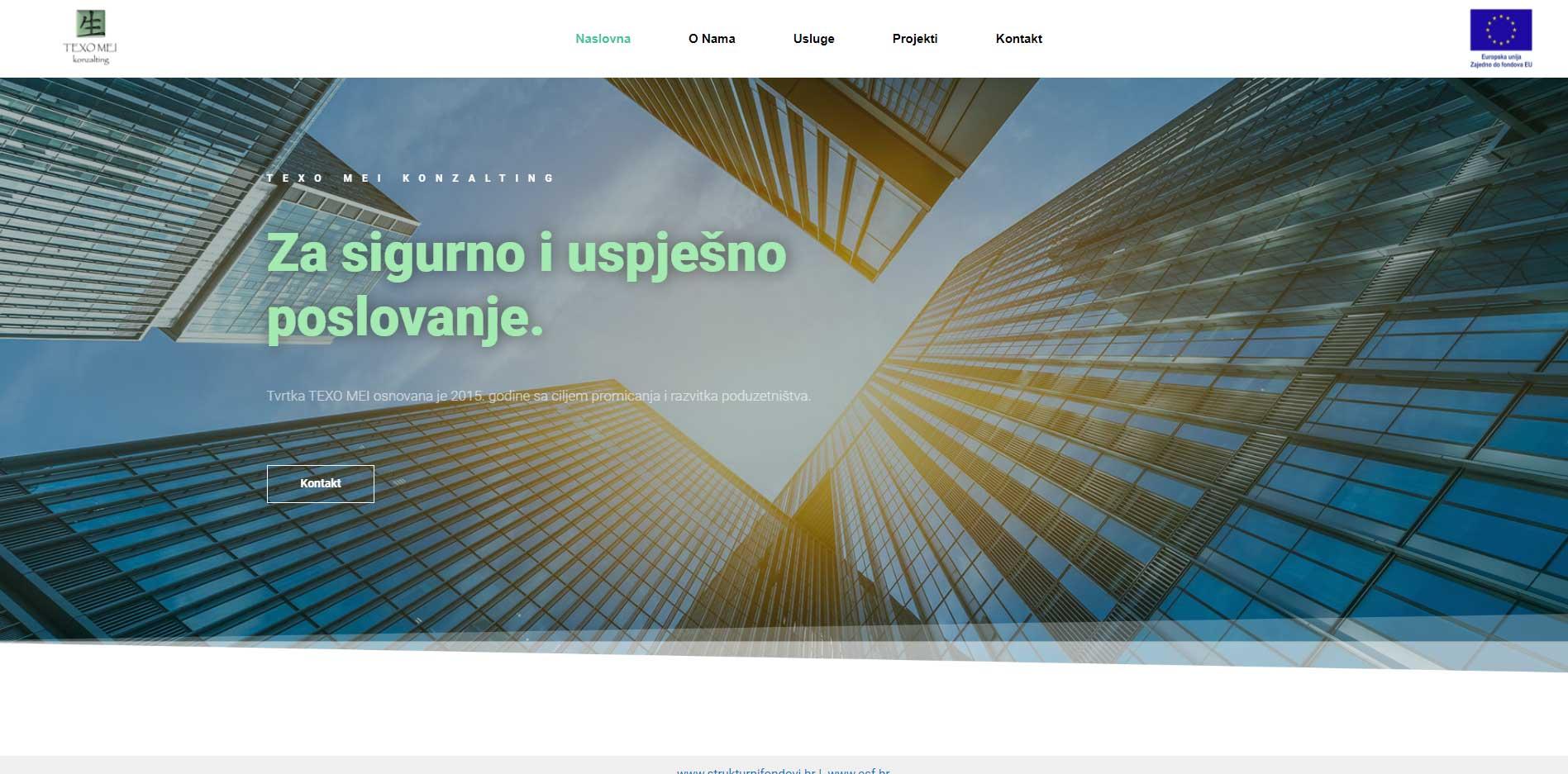 TexoMei Web